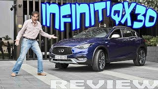 2018 Infiniti QX30 Review - This, or the Merc GLA or...?