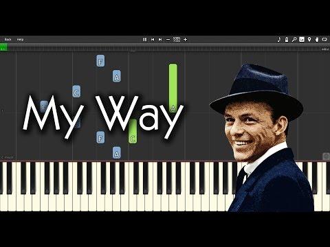 100% - Frank Sinatra - My Way - As Played by Richard Clayderman