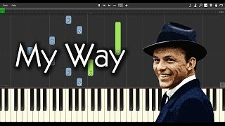100% - Frank Sinatra - My Way - As Played by Richard Clayderman