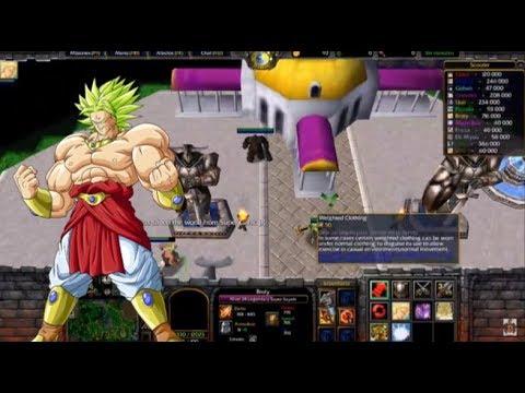 Warcraft III -  Dragon Ball