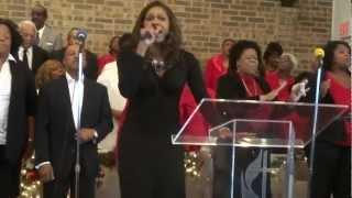 John W Elliott Mass Choir - My God is Awesome by Charles Jenkins