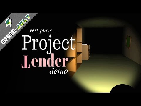 vert plays... Project Tender [demo] │ They Will Softly Creep