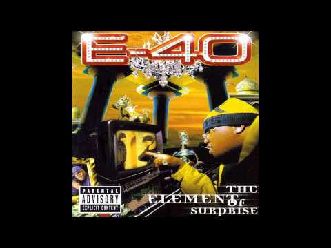 E 40   Back Against the Wall featuring Master P