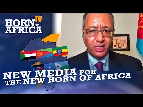 HoA TV - New Media for the New Horn of Africa: The Case of HornOfAfricaTV - Elias Amare, Mar 20 2021