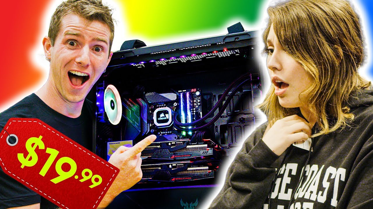 Download I Sold Her this $5000 Gaming PC for $20!