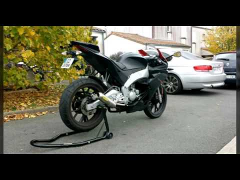 aprilia rs4 50cc sound bonus youtube. Black Bedroom Furniture Sets. Home Design Ideas