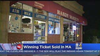 Powerball $758.7 Million Winning Ticket Sold In Watertown