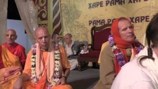 Киртан Бада Хари Прабху, Индрадьюмна Свами, фестиваль Садху Санга 10 09 2015 г