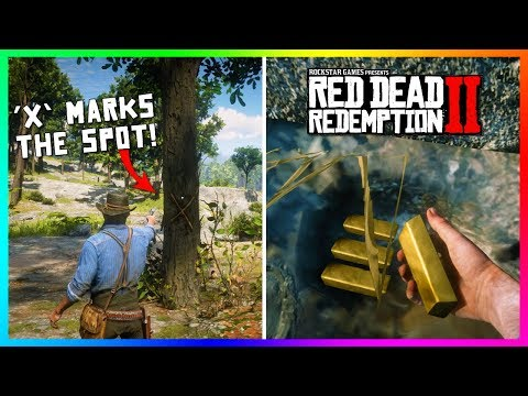 There Is A SECRET Treasure Hidden Near Annesburg In Red Dead Redemption 2 That's Super EASY To Find!