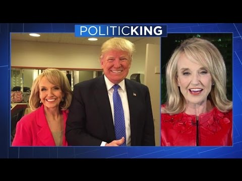 Jan Brewer discusses Donald Trump's transition team | Larry King Now | Ora.TV