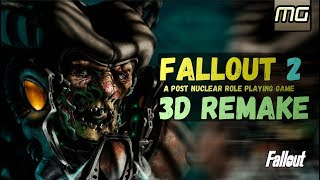 FALLOUT 2 - 3D REMAKE - СТОИТ ЖДАТЬ!