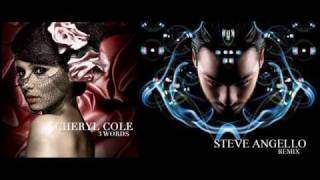 Cheryl Cole - 3 Words (Steve Angello Reproduction)