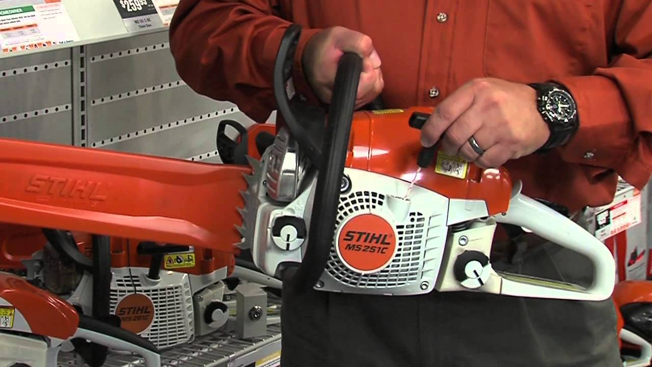 How to select the right stihl chainsaw youtube how to select the right stihl chainsaw greentooth