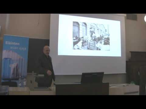Growl: Why Caring Deeply About Animals Matters - A lecture by Kim Stallwood, 16.5.2016, Helsinki