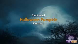 2nd Annual 2020 Pumpkin Contest