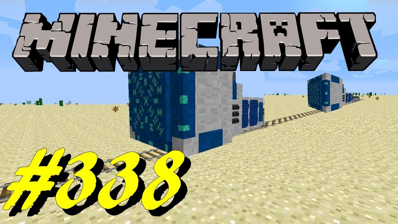 Lets Play Minecraft 338 Tunnelbohrer No 2 In Aktion Youtube