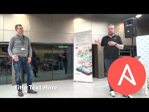 Live deployment of a highlander platform - Erwin Bleeker & Rene Bakkum