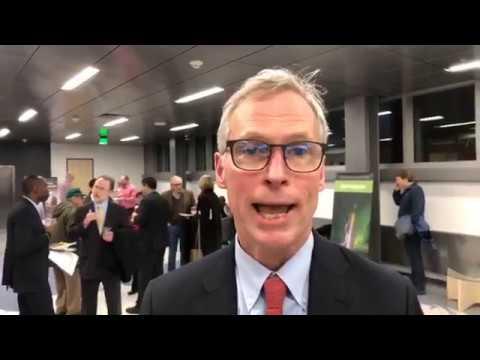 UAF - 2017 - UA President Jim Johnsen on ELIF Collaboration