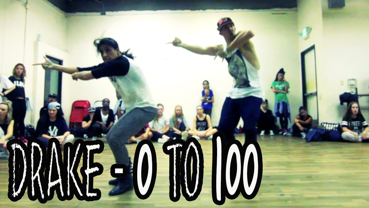 DRAKE - 0 To 100 Dance Video | @MattSteffanina Choreography (Hip Hop)
