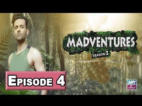 Madventures Season-3 Episode 4 - ARY Zindagi Show