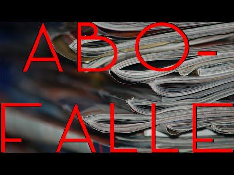 Abofalle Zeitschriften: Lockmittel Reise [Uncut]