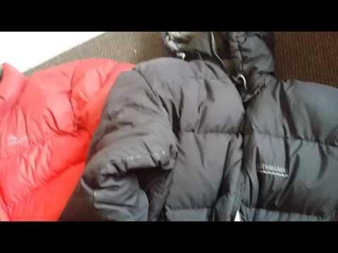 Macpac Sundowner XP down Jacket