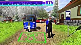 Police Tuk Tuk Auto Rickshaw Driving Game 2021 _ Top Tuk Tuk Rick Games _ Auto Rick Android Game screenshot 2