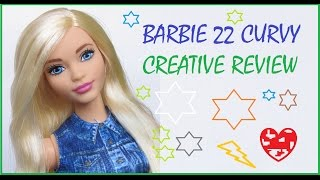 кукла Barbie Fashionistas DMF24 обзор