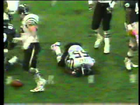 Chargers vs. Dolphins, Playoffs, 1992