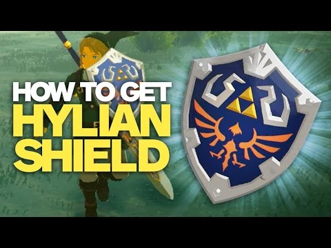 How to Get Link's Hylian Shield - Zelda: Breath of the Wild