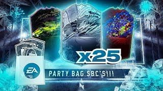 25 x PARTY BAGS! - FIFA 21 Ultimate Team