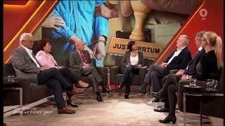 Maischberger | 05.05.2015 | Tatort Gerichtsaal: Wie unberechenbar ist unsere Justiz? [HD]