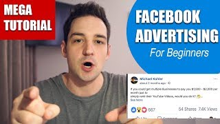 Facebook Ads In 2018 - From Facebook Ads Beginner To EXPERT In One Tutorial!