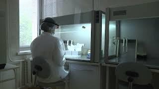 2021-08-31 г.Брест. ПЦР-тестирование в кожно-венерологическом диспансере.  Новости на Буг-ТВ. #бугтв