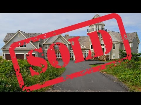 (SOLD) Charlottetown Real Estate Most Expensive House Prince Edward Island Real Estate PEI