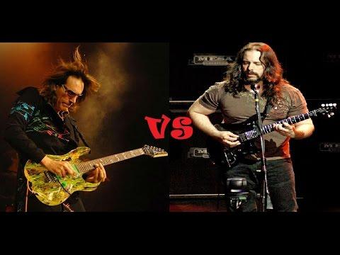 Steve Vai vs John Petrucci