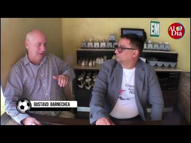 PONTE AL DÍA con Wilder Gómez: Entrevista a Gustavo Barnechea
