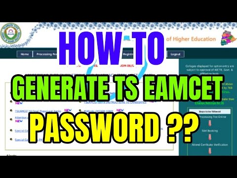 How to Generate