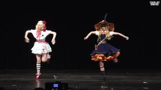 Тохо проджект (Алиса Маргатройд, Мариса Кирисаме) - Double Spark
