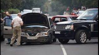 Подборка криминальных подстав на дорогах # 1 2015
