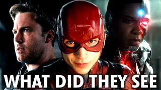 THE FLASH Convinced Them To Return To The DCEU