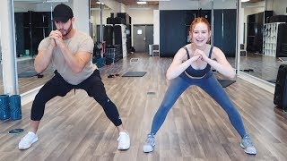 My updated workout routine | Madelaine Petsch