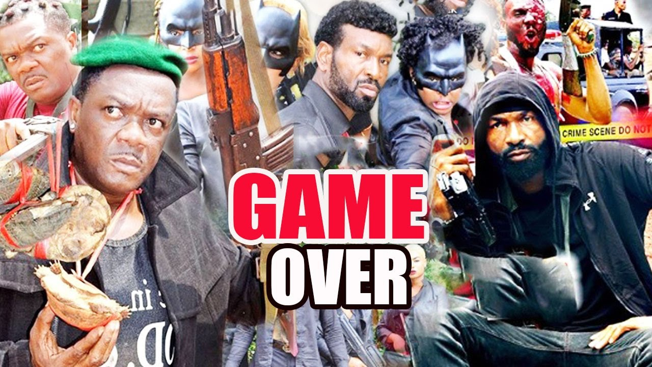 Download Game Over Part 1&2 - Sylvester Madu & Kelvin Ikeduba Latest 2020 Action Nollywood Nigerian Movies
