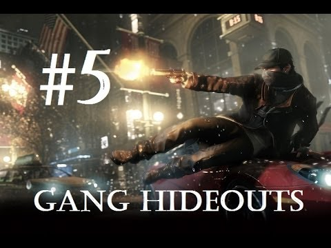 Watch Dogs - Gang Hideouts - Mission 5 - Union Dues