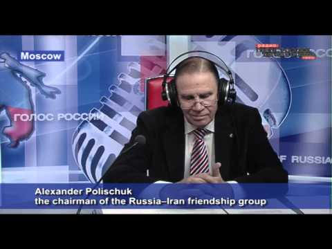 Voice of Russia Video Conference-3 Iran: The Growing Shadow 23.05