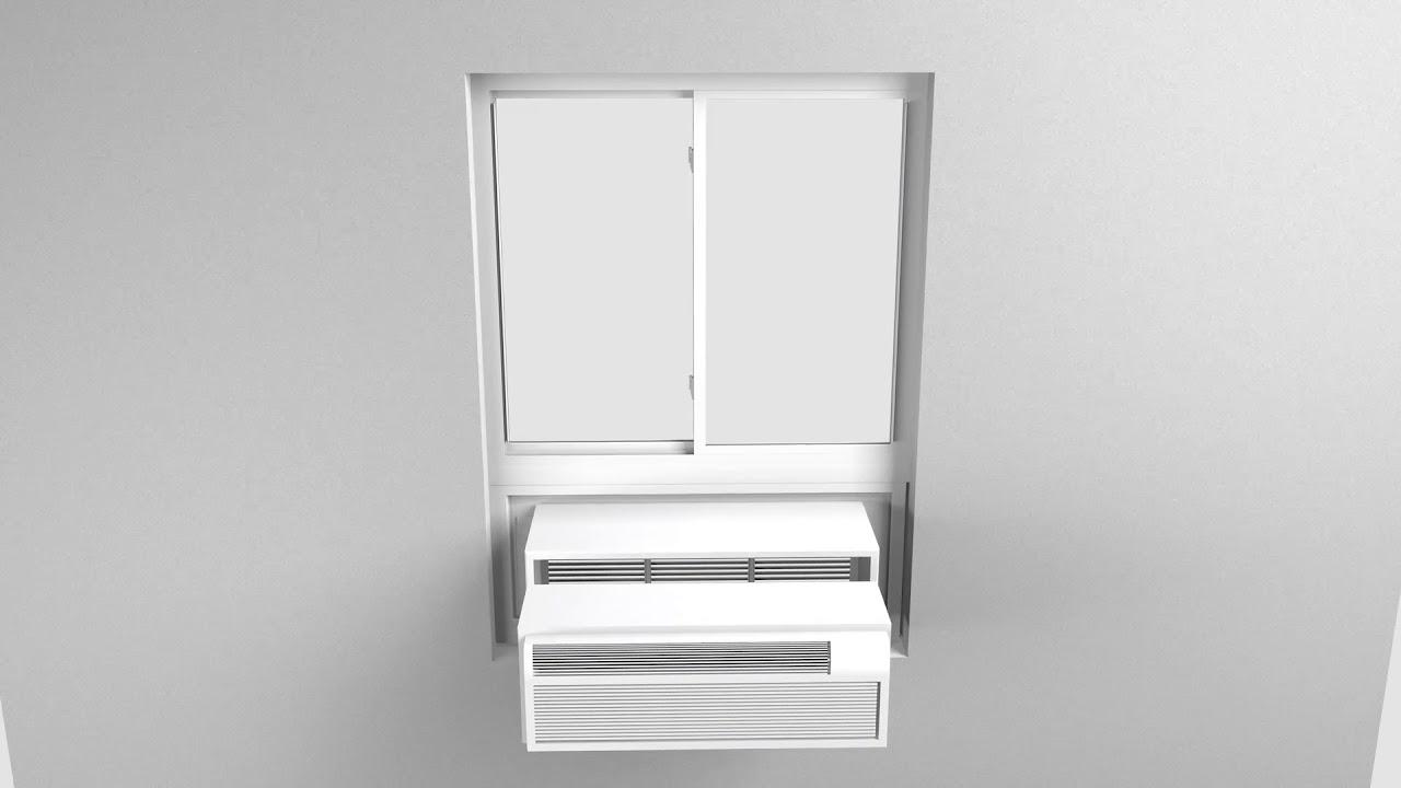 Harvey PTAC Window Units