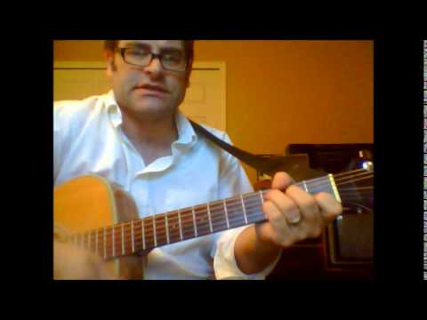 """How to play """"Good"""" by Better Than Ezra on acoustic guitar"""