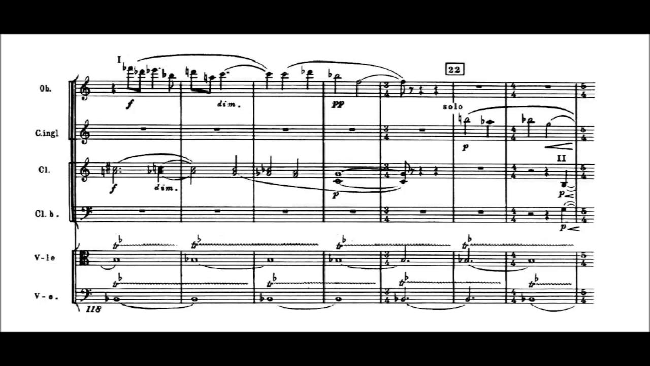 Dmitri Shostakovich - Symphony No  6 [With score]