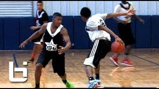 Marcus LoVett DOMINATES at UA Top 40 Combine To Start Of Junior Season!