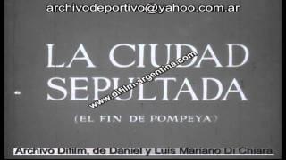 DIFILM - PELICULA GLI ULTIMI GIORNI DI POMPEI (1950)